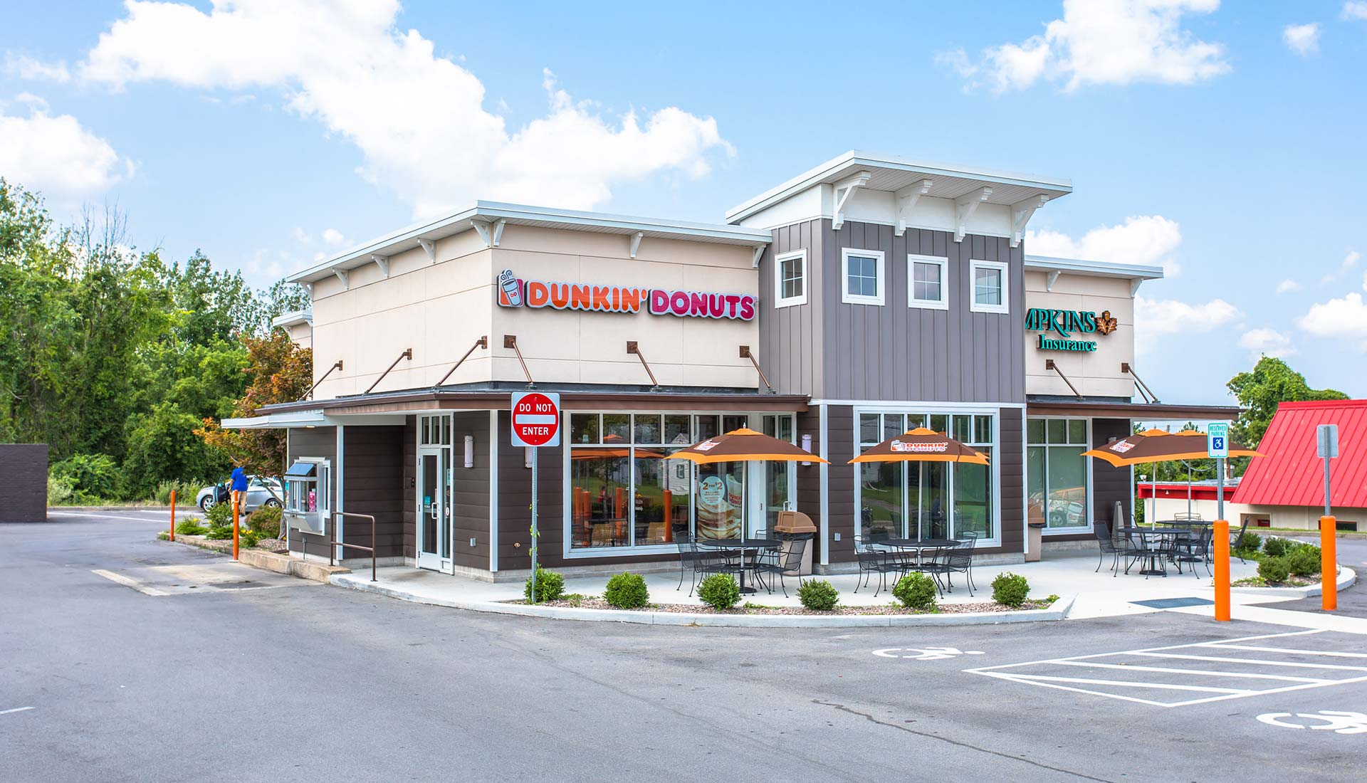 Dunkin Donuts - Brockport